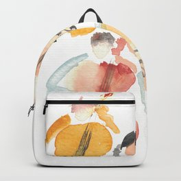 All About that Double Bass Section Backpack