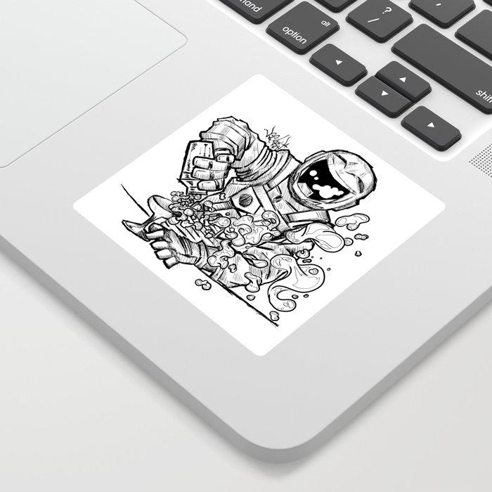 Space Bar Sticker