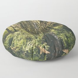 Forest XIV Floor Pillow