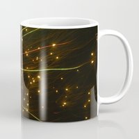 fireworks Mugs featuring Fireworks by Herzensdinge