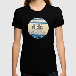The Lord is Mightier than the Seas T-shirt