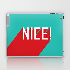 NICE Laptop & iPad Skin