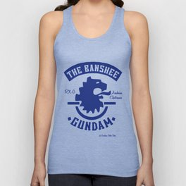 Banshee RX-0 Badge Unisex Tank Top