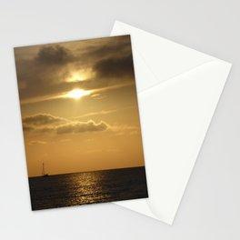 Sunset on Long Key 3 Stationery Cards