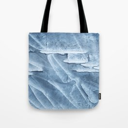 Light steel blue colored wash drawing texture Tote Bag