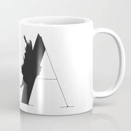 A is for Astronom Coffee Mug
