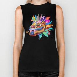 Quetzalcoatl, Creator Biker Tank