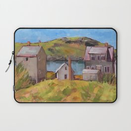 Fish Houses Laptop Sleeve