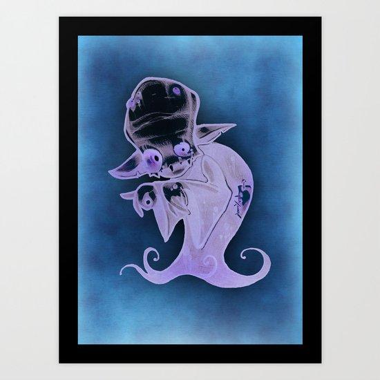 Lil Nosferatu Art Print