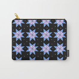 Triangle Wheels Carry-All Pouch