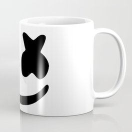 Marshmello face Coffee Mug