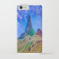 mountain iPhone & iPod Cases featuring Mountain by ArtSchool