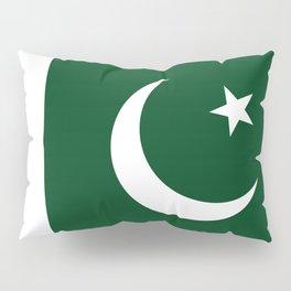 Pakistan Flag Pillow Sham