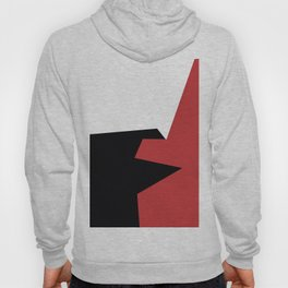 Minimalism Abstract Colors #20 Hoody