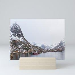 Reine Mini Art Print