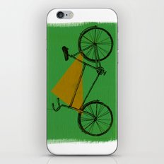 confidant II. (bicycle) iPhone & iPod Skin