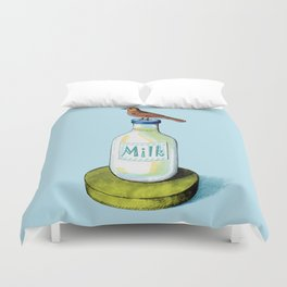 Is Mine! Duvet Cover