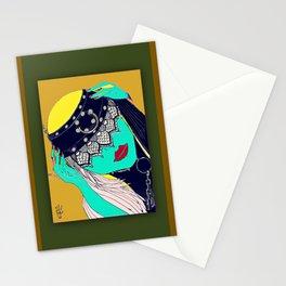 Iriana- Serie Viva La Femme Stationery Cards