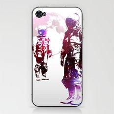 Space Men iPhone & iPod Skin