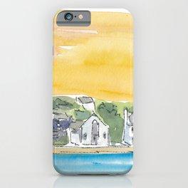 Port Ellen Islay Scotland Waterfront iPhone Case