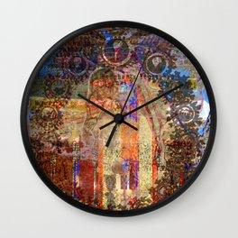 Experiment Interrupted Wall Clock