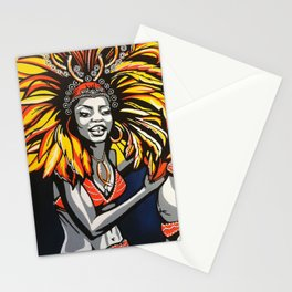 Notting Hill Carnival  Stationery Cards