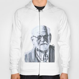 Melting Freud Hoody