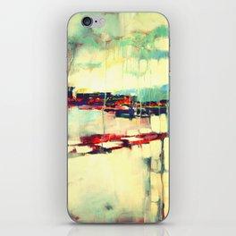 Warsaw III - abstraction iPhone Skin