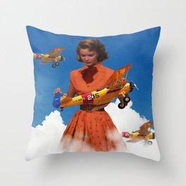 new toy Throw Pillow