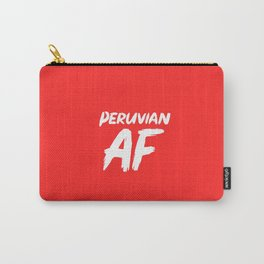 Peruvian AF 2 Carry-All Pouch