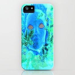 Born of the Sea Mask iPhone Case