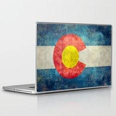 Coloradan State Flag Laptop & iPad Skin