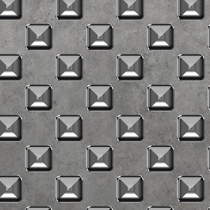 Silver Shine square embellishment on grey Leggings