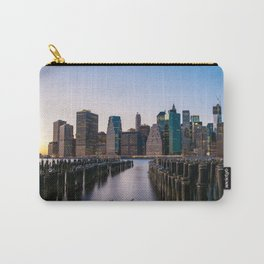 Sunset over Manhattan Carry-All Pouch
