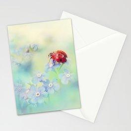 Ladybird.... Stationery Cards