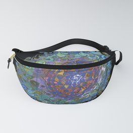 Surrender Sri Yantra Fanny Pack