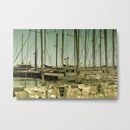 marina Metal Print