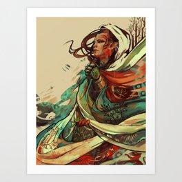 Lavellan Art Print