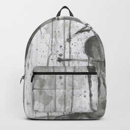 """CELLO. A SERIES OF WORKS """"MUSIC OF THE RAIN"""" Backpack"""