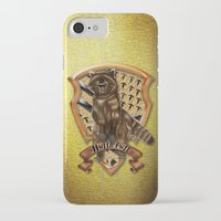 hufflepuff iPhone & iPod Cases featuring Hufflepuff harry potter by JanaProject