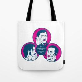 I Love You Ladie's Night Tote Bag