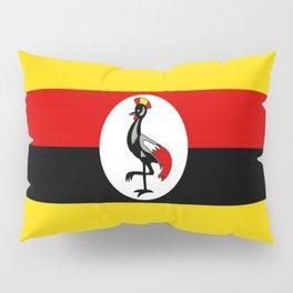 Flag of Ugandan Pillow Sham