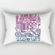 Castle Mama Rectangular Pillow