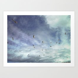 flight Art Print