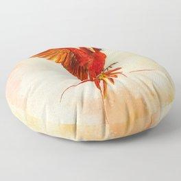 Phoenix Rising - #2 Floor Pillow