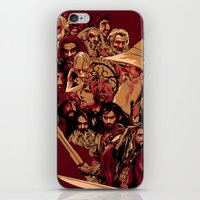 the hobbit iPhone & iPod Skins featuring Hobbit Tribute by Hyung86