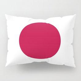 Flag of Japan, High Quality Image Pillow Sham