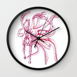 Kelpie Wall Clock