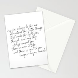 May you always Stationery Cards