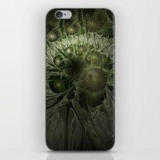 Fractal Moss iPhone & iPod Skin